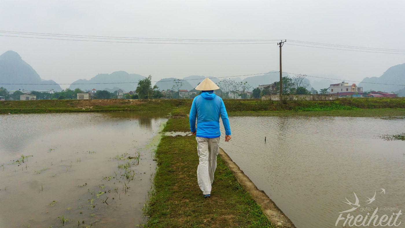 Graue Tage In Ninh Binh Guten Morgen Freiheit