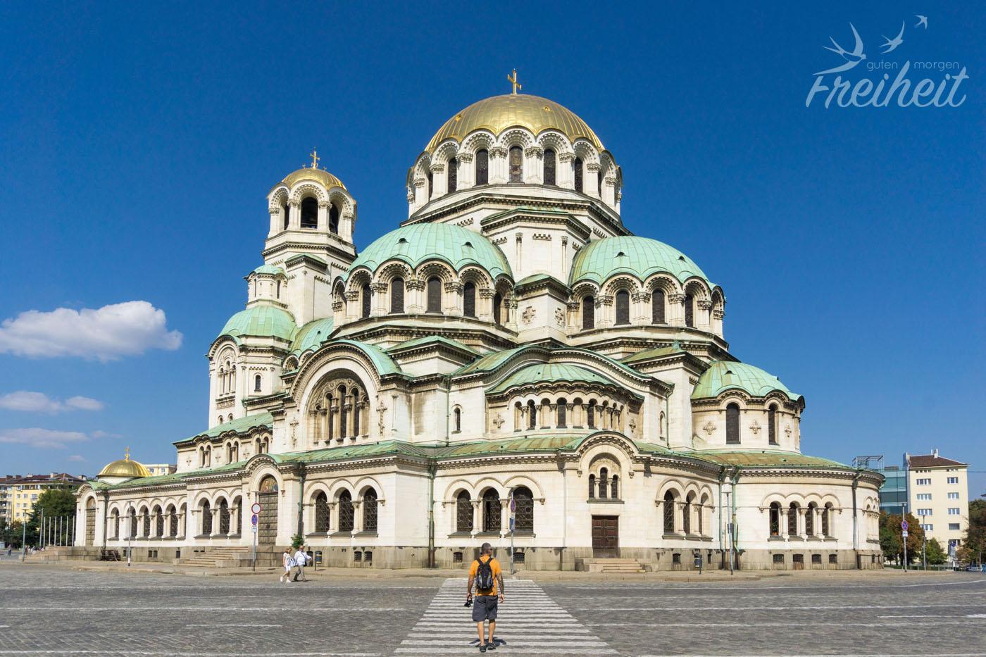 Ein Stadtbummel Durch Die Bulgarische Hauptstadt Sofia